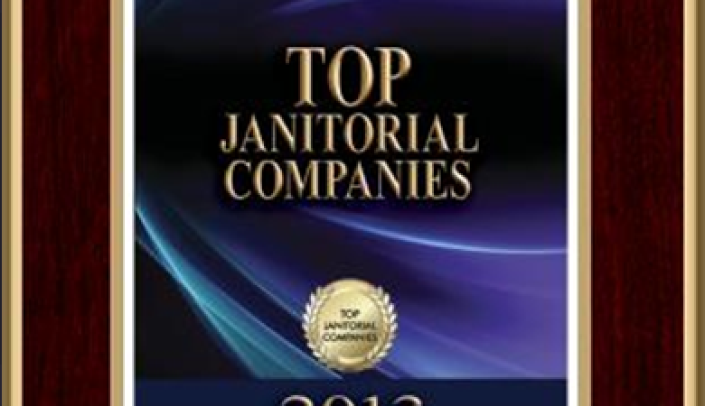 "The Kansas City Business Journal announces MMMM as one of the ""Top Janitorial Companies"" for 2013"