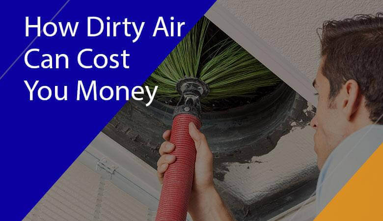 How Dirty Air Can Cost You Money