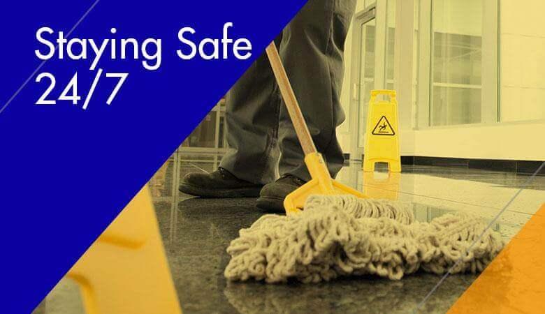Staying Safe 24/7