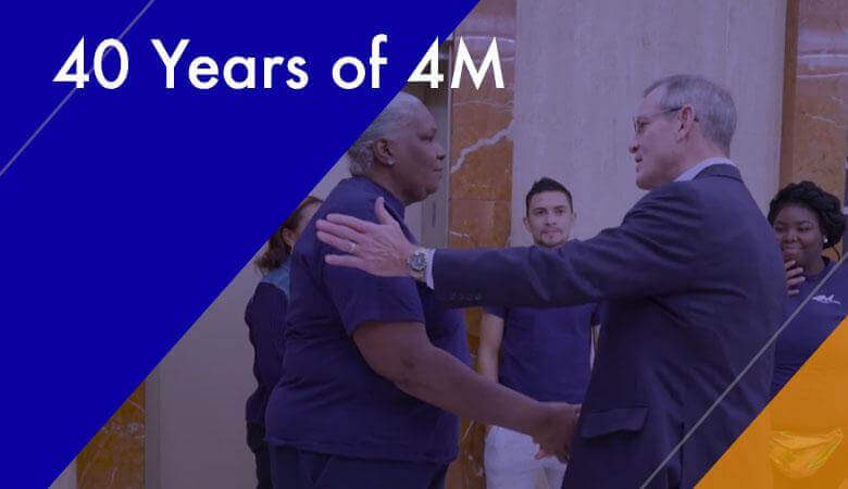 40 Years of 4M