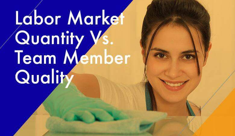 Labor Market Quantity Vs. Team Member Quality