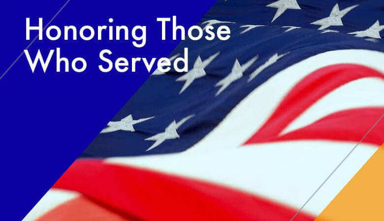 Honoring Those Who Served