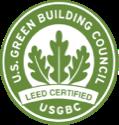 Leed-logo-green
