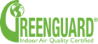 GREENGUARD® Indoor Air Quality Certified
